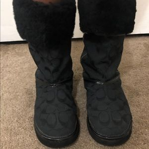Coach Nikole Winter Boots